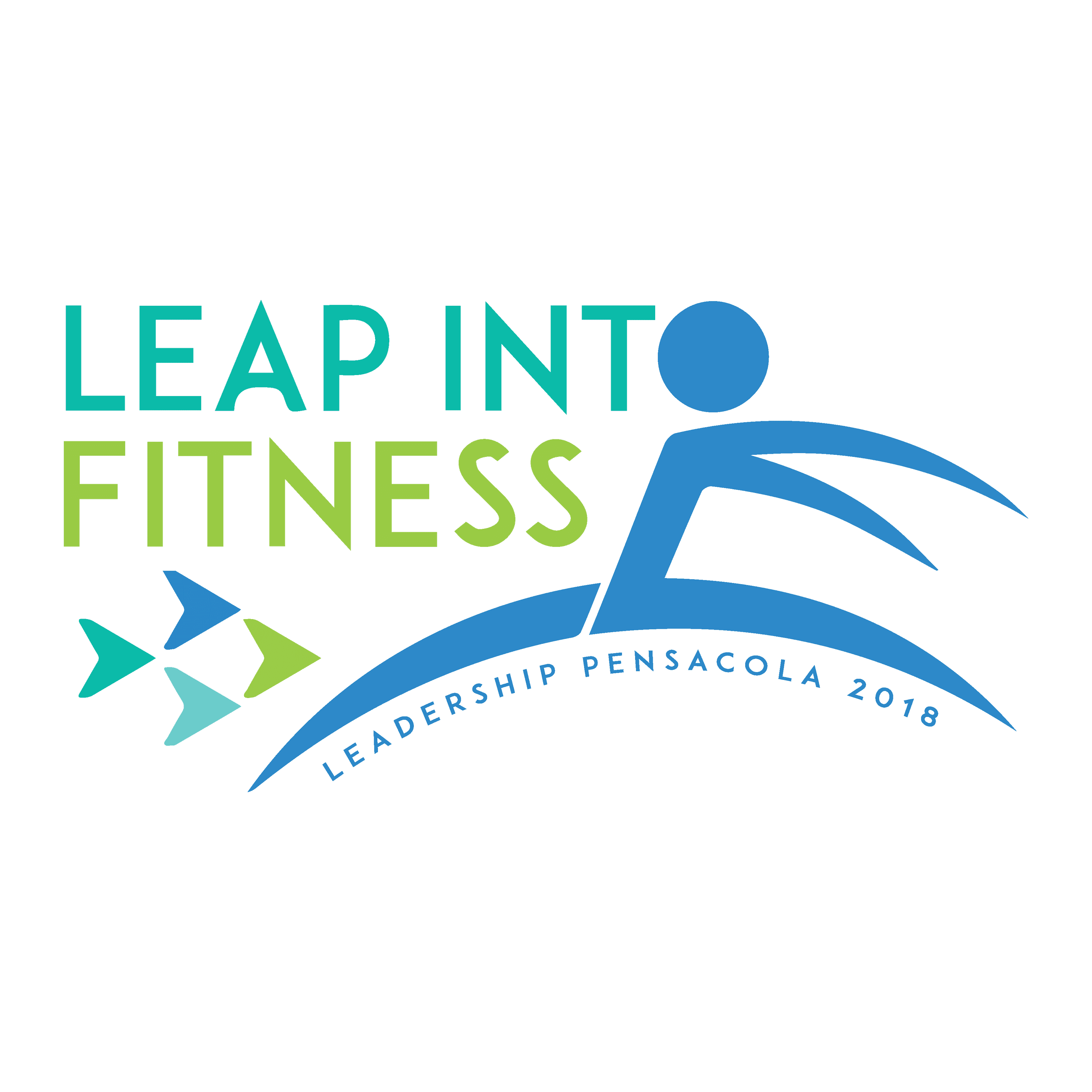 LEAP into fitness logo