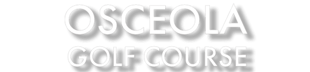 Osceola Golf Course Logo