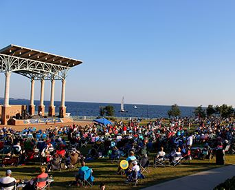 Blues on the Bay Concert Series at Community Maritime Park
