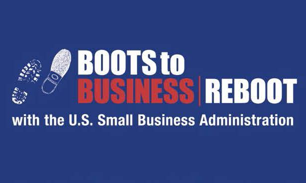 Boots to Business Reboot U.S. Small Business Administration