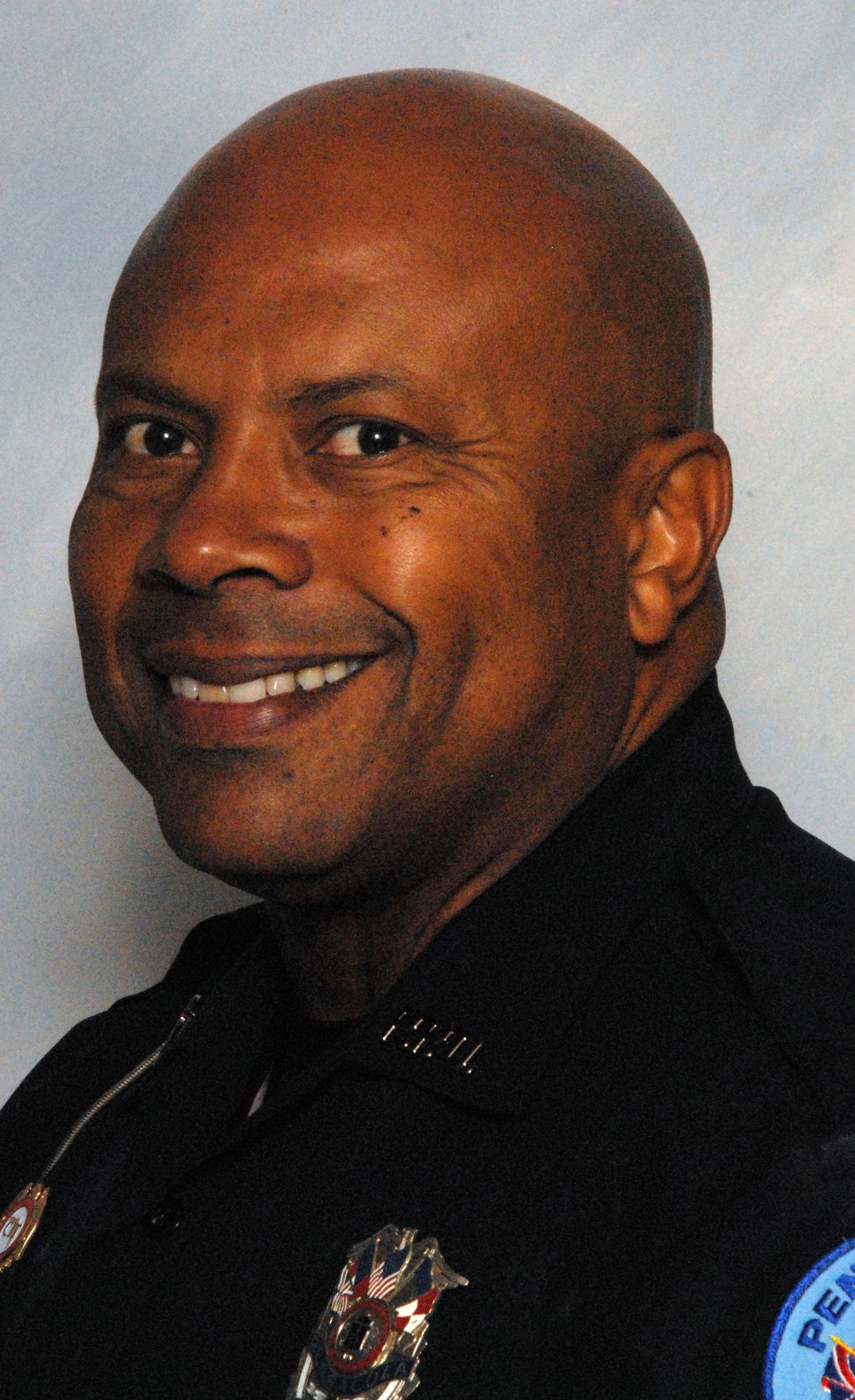 Officer Garland McKenzie