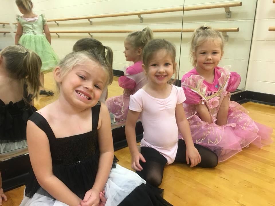 Tiny Dancer Camp