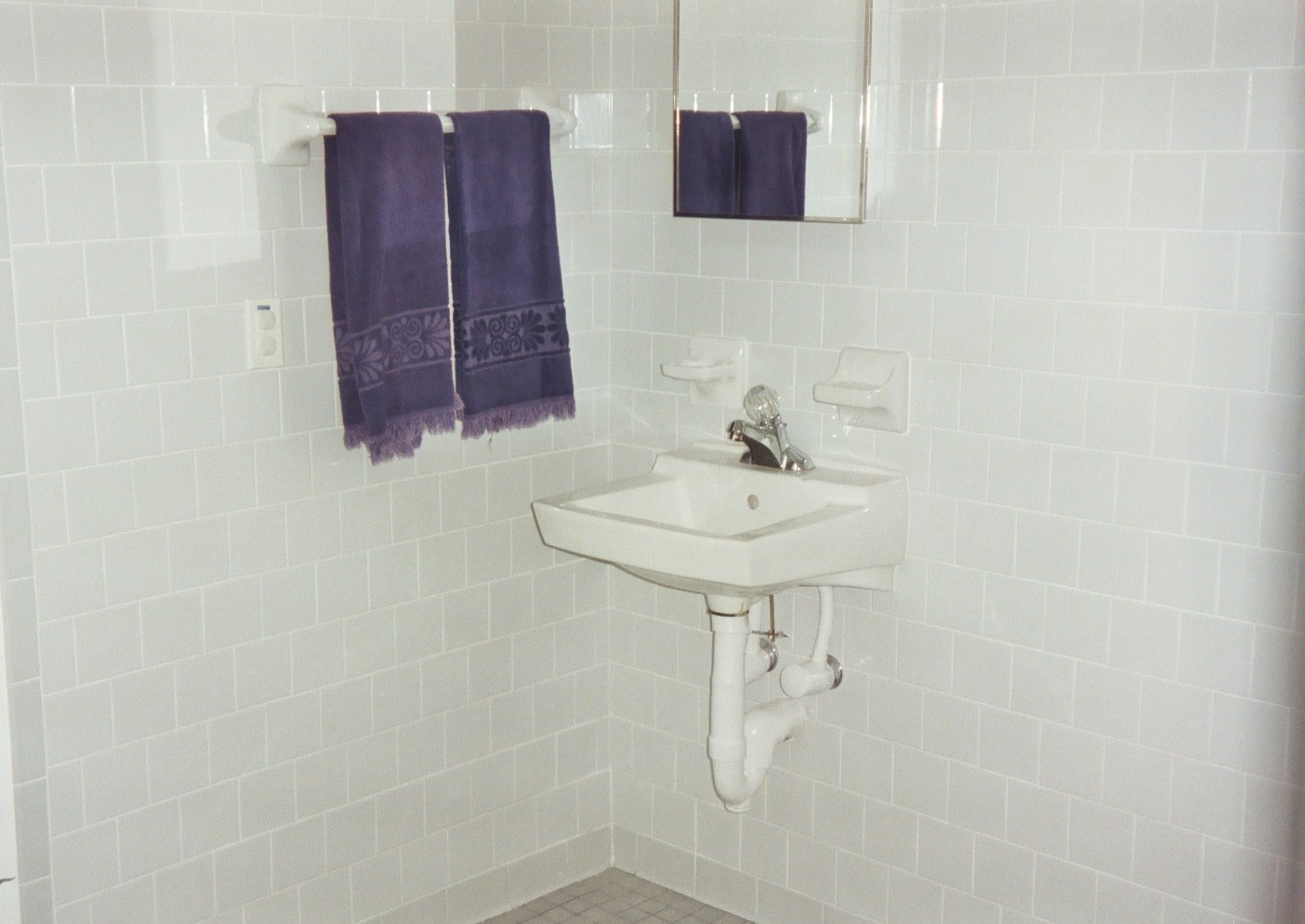 Handicap Accessible Bathroom